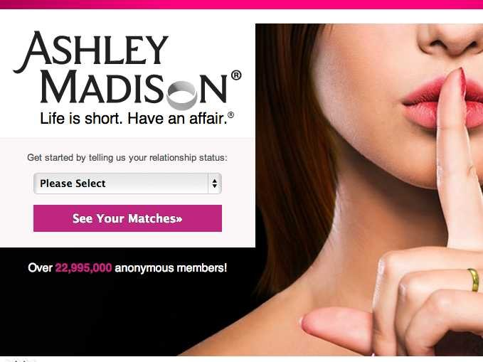 Ashley Madison hack and world map data